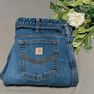 Womens Carhartt jeans original fit